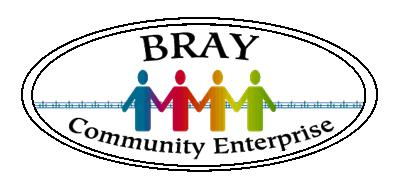 Bray Community Enterprise logo