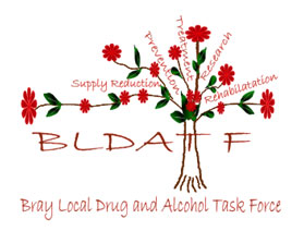 Bray Local Drugs & Alcohol Task Force logo