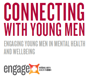 Connecting With Young Men logo