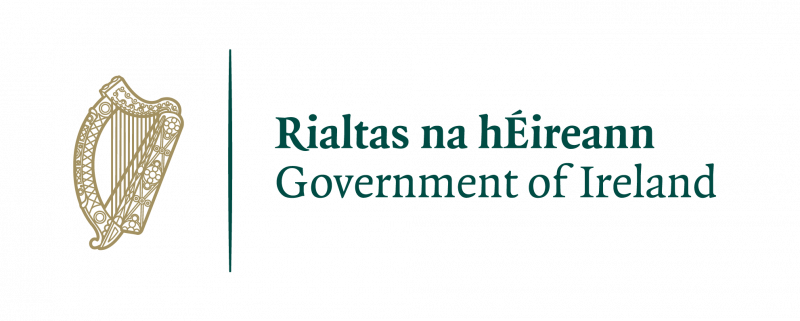 Government of Ireland logo