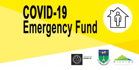 COVID-19 Emergency Fund poster