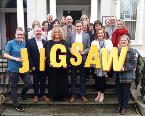 Jigsaw announcement photo