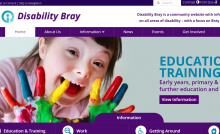 Disability Bray website photo