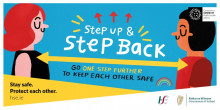 Step up and Step Back poster